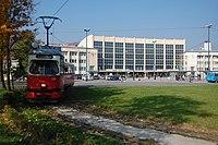 Sarajevo Tram-715 Line-1 2011-10-31 (3).jpg
