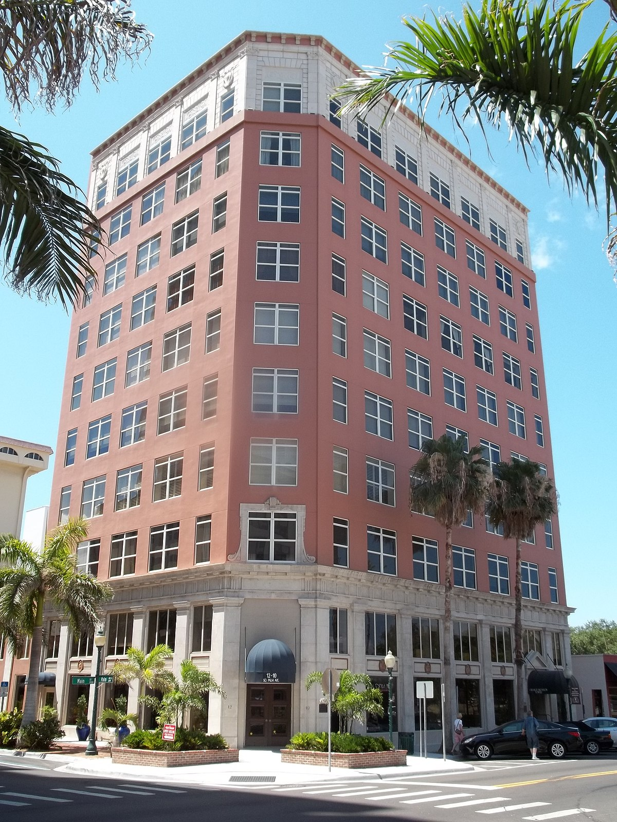American national bank building sarasota florida for American house construction