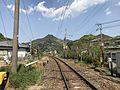Sasebo Line near Arita Station.jpg