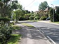 Satchell Lane in the summer sunshine - geograph.org.uk - 1464763.jpg
