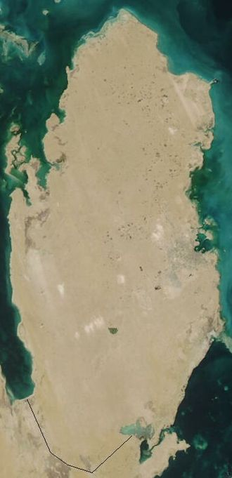 Satellite image of Qatar in January 2003.jpg