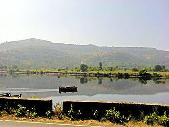 Savitri River - Image: Savitri river