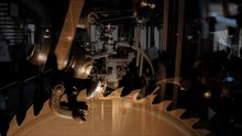 File:Saw blade sharpening machine.webm