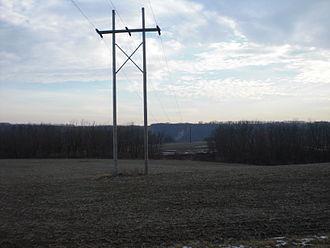 Montour Township, Columbia County, Pennsylvania - Scenery in Montour Township