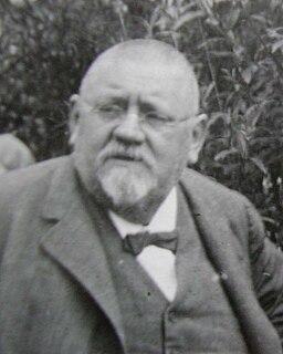 Karl Scheel German physicist