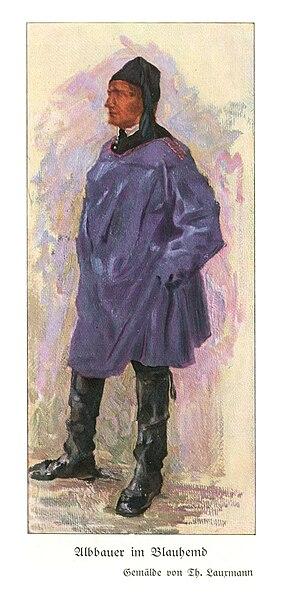 File:Schwabenalb Tafel31A, Albbauer Blauhemd, Lauxmann.jpg