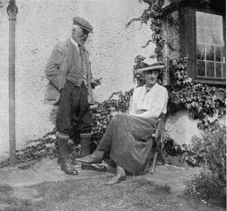 Geraldine Mitton - G. E. Mitton and J. G. Scott in the early 1930s