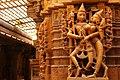 Sculptures within Jain Temple, Fort, Jaisalmer - 4.jpg