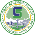 Seal of Coral Springs, Florida.png