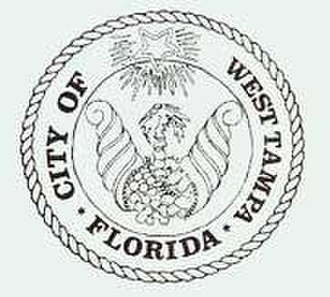 West Tampa - Image: Seal of the City of West Tampa