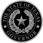 Seal of the Governor of Texas.svg