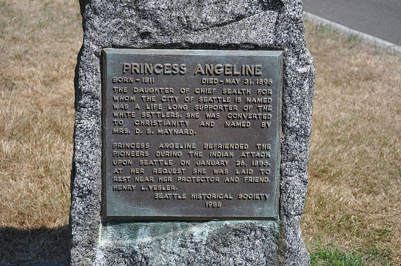 Datoteka:Seattle - Lake View Cemetery - Princess Angeline grave.jpg