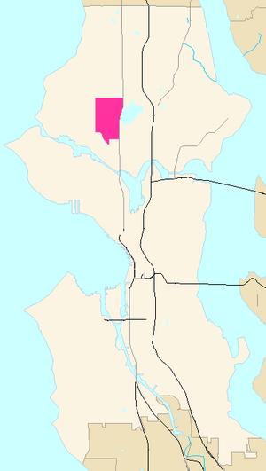Phinney Ridge, Seattle - Phinney Ridge
