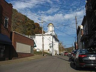 Pomeroy, Ohio Village in Ohio, United States