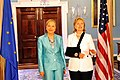 Secretary Clinton Meets With European Commissioner for External Relations and European Neighborhood Policy (3728515300).jpg
