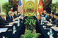Secretary Kerry Holds a Bilateral Meeting With Vietnamese Foreign Minister Minh (11400995306).jpg