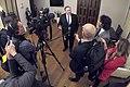 Secretary Pompeo Addresses the Traveling Press (33978336908).jpg