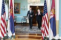 Secretary Pompeo Meets with Serbian President Vucic (49609411447).jpg