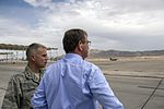 Secretary of defense visits Nellis AFB 150826-D-DT527-342.jpg