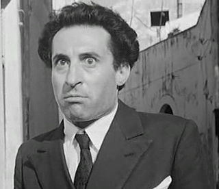 Leopoldo Trieste Italian actor, screenwriter, film director and playwrighter