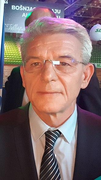 Presidency of Bosnia and Herzegovina - Image: Sefik Dzaferovic