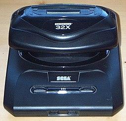 Sega 32X.