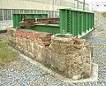 Seibu Ikebukuro Line Yamanote-Line-bridge-Remains of an ancient structure.jpg