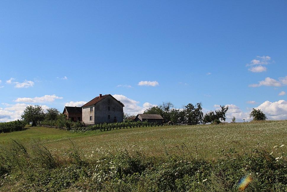 Selo Beomužević - opština Valjevo - zapadna Srbija - Panorama 13