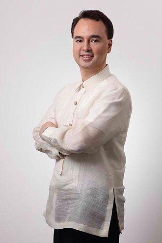 Alan Peter Cayetano - Image: Senator Alan Peter S. Cayetano
