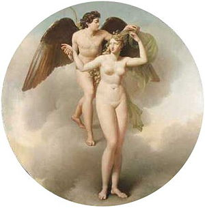 Gioacchino Giuseppe Serangeli - Venus and Cupid