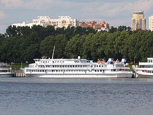 Sergei Yesenin in North River Port 25-jun-2012 05.JPG