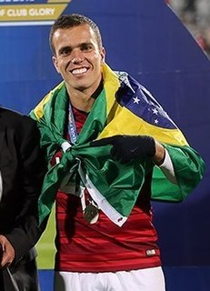 Serginho (footballer, born March 1995) Brazilian footballer