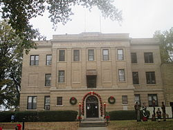 Sevier County, AR, Courthouse in DeQueen IMG 8550.JPG