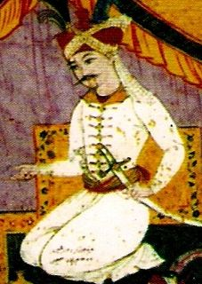 Ismail II third Safavid Shah of Iran
