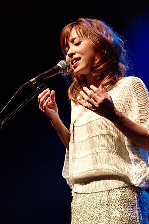 Shanti Snyder - Shanti Snyder at Japan Expo 2011