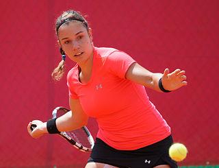 Sharon Fichman Canadian tennis player