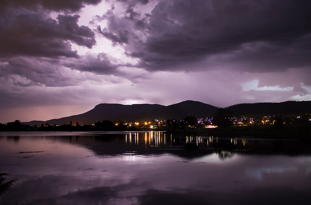 Sheet Lightning over Mt Wellington.jpg