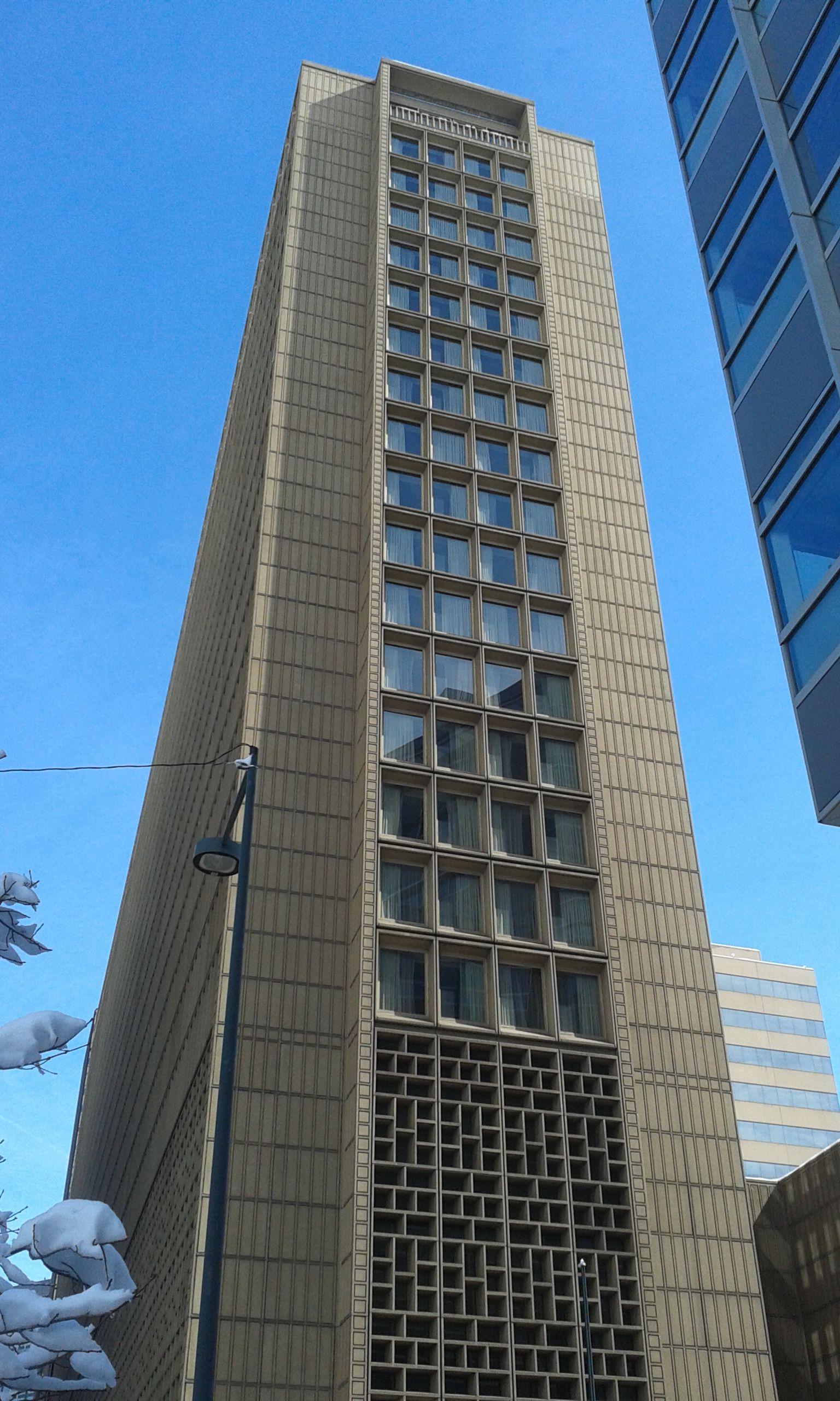 Denver Colorado Hotels Downtown Area