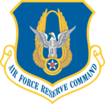 Blason de l'Air Force Reserve Command