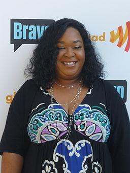Shonda Rhimes 2008
