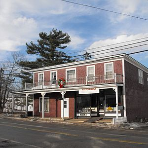Shubenacadie, Nova Scotia - Shubenacadie Tin Shop Museum