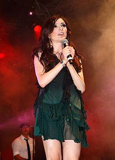 Sibel Redžep Swedish female singer