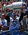 SidCrosby-Fleury-Cup-2009Parade (cropped).jpg