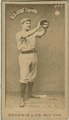 Sid Farrar, Philadelphia Quakers, baseball card portrait LCCN2007686887.tif