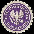 Siegelmarke K.Pr. Standesamt Kelbra W0333137.jpg