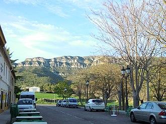 Sierra Martés - Image: Sierra Martés