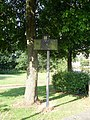 Sign at site of Roman influence - geograph.org.uk - 900122.jpg