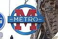 Signal du métro Sentier à Paris le 21 avril 2015 - face gauche.jpg