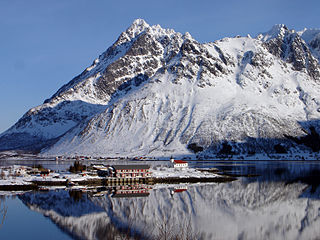 Sildpollnes Church Church in Nordland, Norway