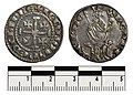 Silver coin of King Henry II of Jerusalem (1310-1324).jpg